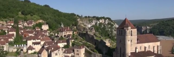 See for yourself! A great video of St Cirq Lapopie and a recent travel blog